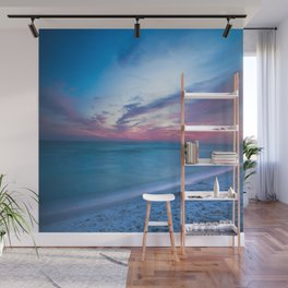 If By Sea - Sunset and Emerald Waters Near Destin Florida Wall Mural