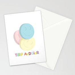 TIRP ADVSIOR Stationery Cards