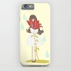 lily girl iPhone 6 Slim Case
