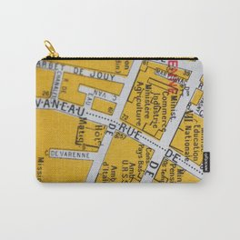 Paris Streets 1 Carry-All Pouch
