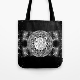 flower of life 7-16 Tote Bag