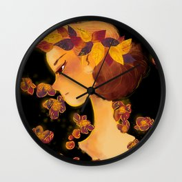 Majesty Wall Clock