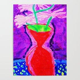 Elementary Vases Poster