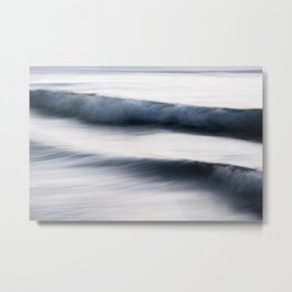 The Uniqueness of Waves XIII Metal Print