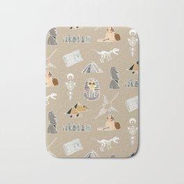 Archeo pattern Bath Mat