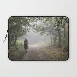 Camino to Santiago de Compostela Laptop Sleeve
