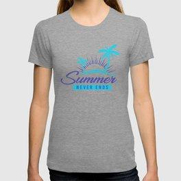 Summer Never Ends bp T-shirt