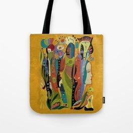 Solstice Queens Tote Bag