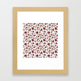 Bugs and Bees Framed Art Print