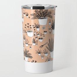 Potted plants Travel Mug