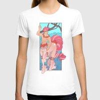 heymonster T-shirts featuring Prettiest Centaur by heymonster