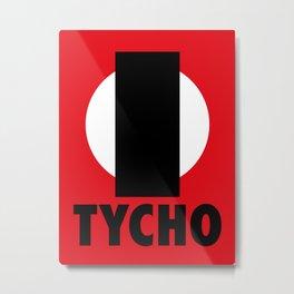 Tycho Metal Print