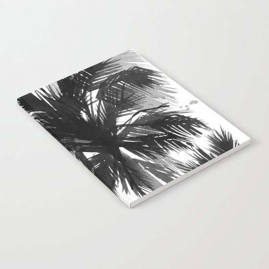 Paradis Noir VIII Notebook