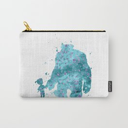 BOO AND SULLY MONSTERS INC Carry-All Pouch
