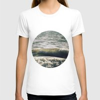 waves T-shirts featuring Waves by josemanuelerre