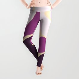 Funky Abstract 1 Leggings