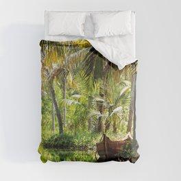 Green Oasis Comforters