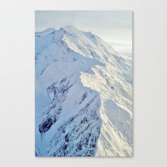 Alaska From the Air #2 Canvas Print
