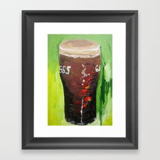 Guinness Framed Art Print
