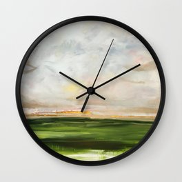 LOW COUNTRY Wall Clock
