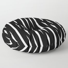 LETTERNS - M - Impact Floor Pillow