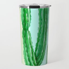 cactus green Travel Mug