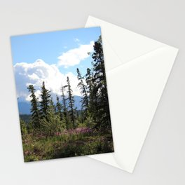 For Spacious Skies :: Purple Mountains Majesty Stationery Cards