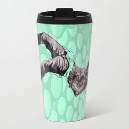 B GIRL - vanguard style Travel Mug