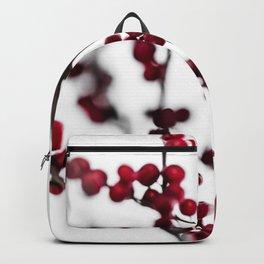 Red Berries 1 Backpack