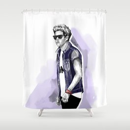 Cool niall Shower Curtain
