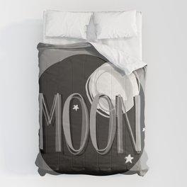 Bright Moon & Stars Comforters