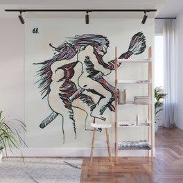 Los Caprichos ~ 68 ~ Pretty Teacher Wall Mural