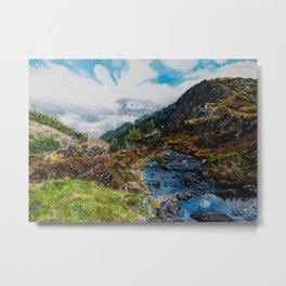 Killarney National Park, Ireland Metal Print