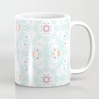 doodle Mugs featuring Doodle by Truly Juel
