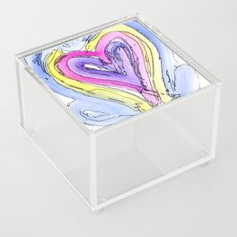 Flow Series #14 Acrylic Box