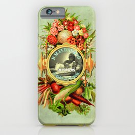 Exotic Import iPhone Case