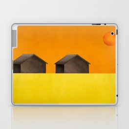Simple housing - Love me two times Laptop & iPad Skin