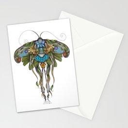 Botanical Butterfly No. 1 Stationery Cards