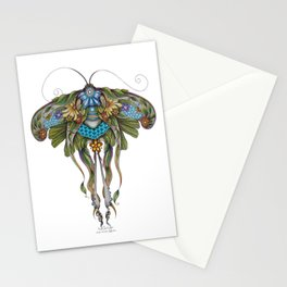 Botanical Butterfly No. 1 Stationery Cards