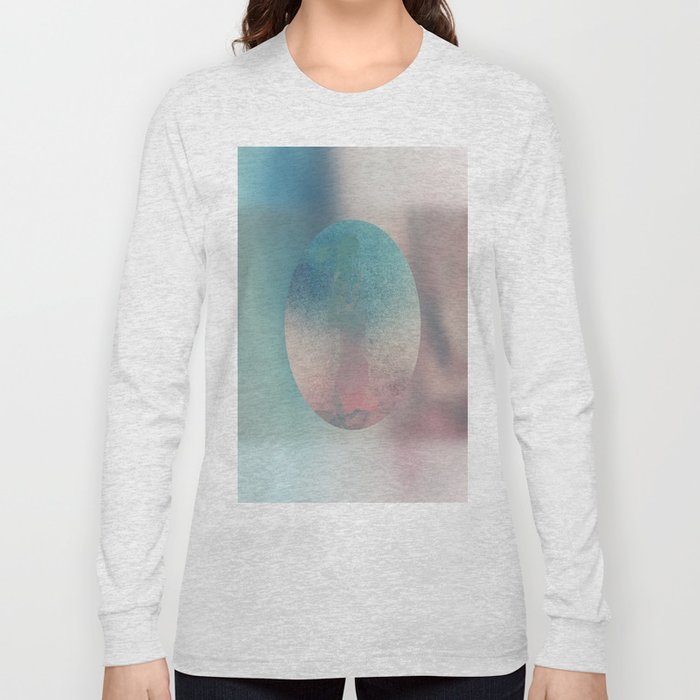 The Center of His World Long Sleeve T-shirt