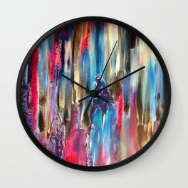 Passing Me By Wall Clock
