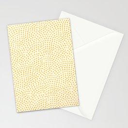 Sunny Polka Dots Stationery Cards