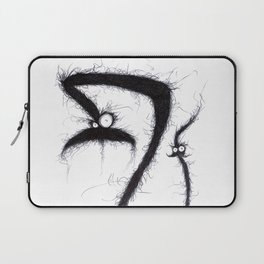 The creatures from the drain 5 Laptop Sleeve