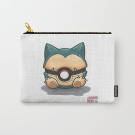 snor-lax poke-ball! Carry-All Pouch