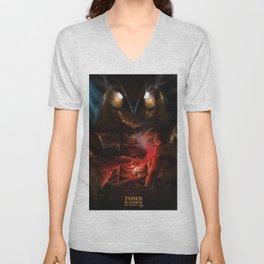 Tomb Raider The Last Revelation Unisex V-Neck