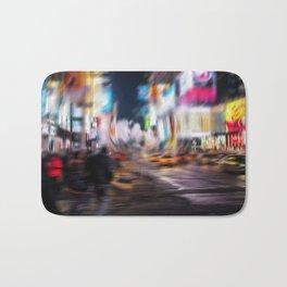 Times square NY Bath Mat