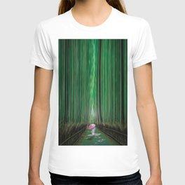 Arashiyama, Kyoto Japan T-shirt