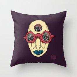 SEEK DEEP WITHIN Throw Pillow