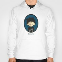 edward scissorhands Hoodies featuring Edward Scissorhands by Juliana Motzko