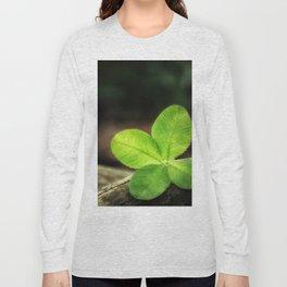 Clover_003_by_JAMFoto Long Sleeve T-shirt
